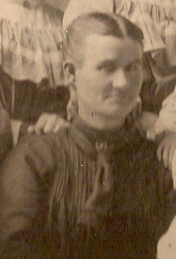 Mary Elizabeth <I>Reed</I> Canfield