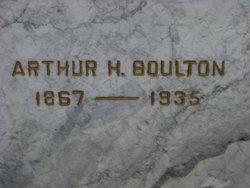 Arthur H Boulton