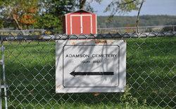Gum Adamson Cemetery