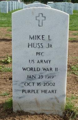 Mike L Huss, Jr