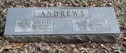 Louise <I>Newbern</I> Andrews