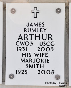 Marjorie <I>Smith</I> Arthur