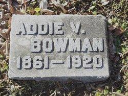 Addie Verdine <I>Rounsevell</I> Bowman