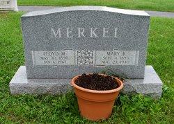 Mary K <I>Wisser</I> Merkel