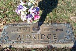 Ruth Gladys <I>Goodwin</I> Aldridge