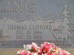 Thomas Clifford Keeling