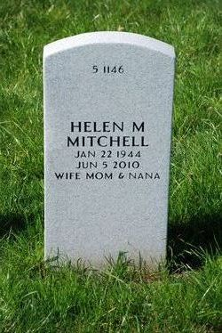 Mrs Helen M <I>Ruf</I> Mitchell