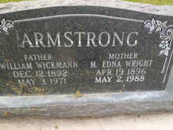 William Wickmann Armstrong