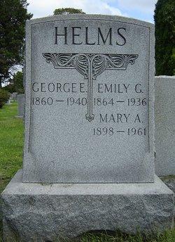 Mary Aneta Helms
