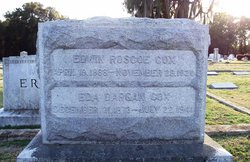 Edwin Roscoe Cox