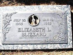 Elizabeth Blizzard
