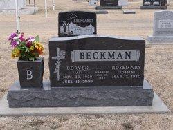 """Dorven """"Fat"""" Beckman"""