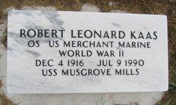 Robert Leonard Kaas