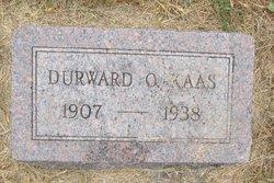 Durward Otto Kaas