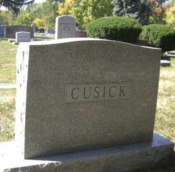 Harold J Cusick