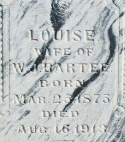 Louise <I>Kyle</I> Bartee