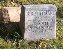 Dorothy Jane Rash