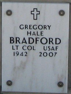 Gregory Hale Bradford
