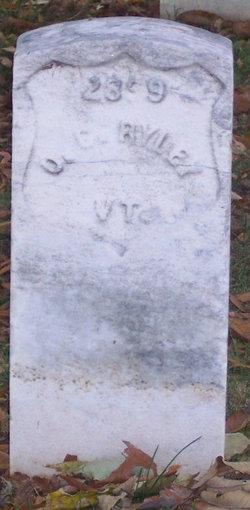 Pvt Owen E. Riley