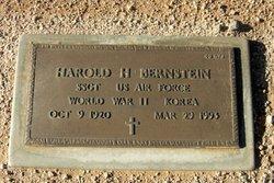 Harold Harvey Bernstein