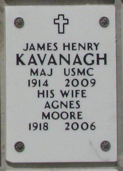Agnes <I>Moore</I> Kavanagh