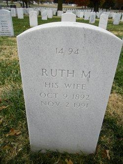 Ruth Mary <I>Jones</I> Connet