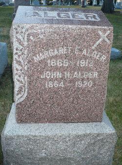 John Hannibal Alger, Sr