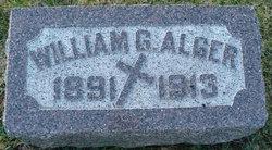 William George Alger