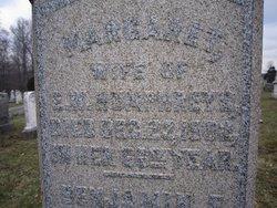 Margaret <I>James</I> Humphreys