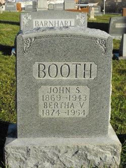 John S. Booth