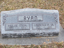 Lawrence Parker Ryan, Sr
