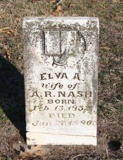 Elva A <I>Brittin</I> Nash