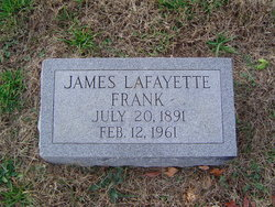 James Lafayette Frank