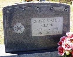 Georgia <I>Stout</I> Clark