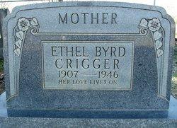 Ethel <I>Byrd</I> Crigger