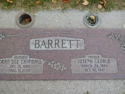Joseph George Barrett