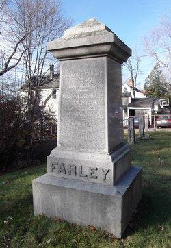 Mary Staniford <I>Kimball</I> Farley