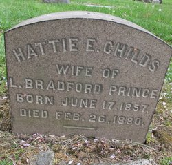 Hattie Estelle <I>Childs</I> Prince