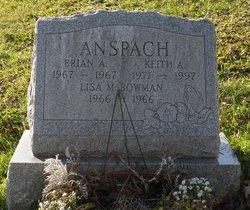 Brian A Anspach