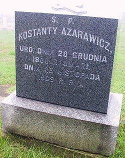 Alex Konstanty Azarewicz