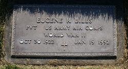 Eugene R Bills