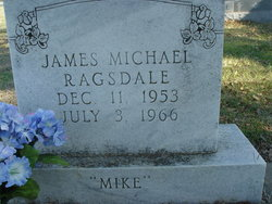"James Michael ""Mike"" Ragsdale"