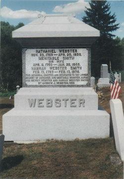 Nathaniel Webster
