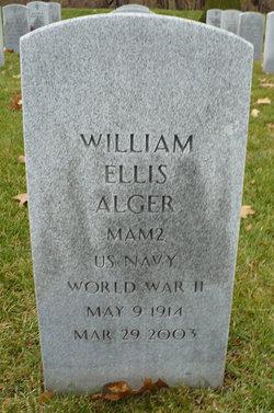 William Ellis Alger