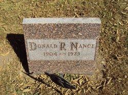 Donald R Nance