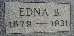 Edna <I>Rea</I> Barrett