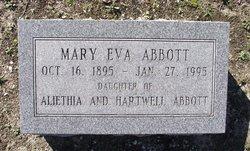 Mary Eva Abbott