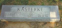 Tillie Kasterke