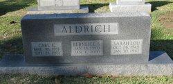 Carl Cecil Aldrich