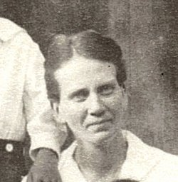 Mamie Blanche <I>Woodward</I> Nicholson